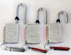 2015-de-la-venta-directa-Cadeado-magnética-Cipher-candado-sin-clave-agujero-40-de-aleación-de
